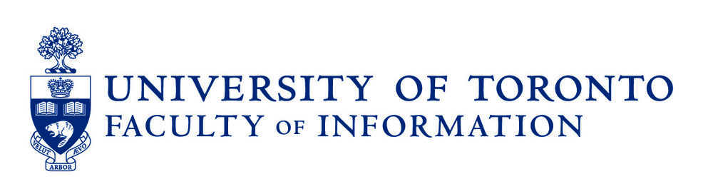 Copy of The University of Toronto Faculty of Information logo.