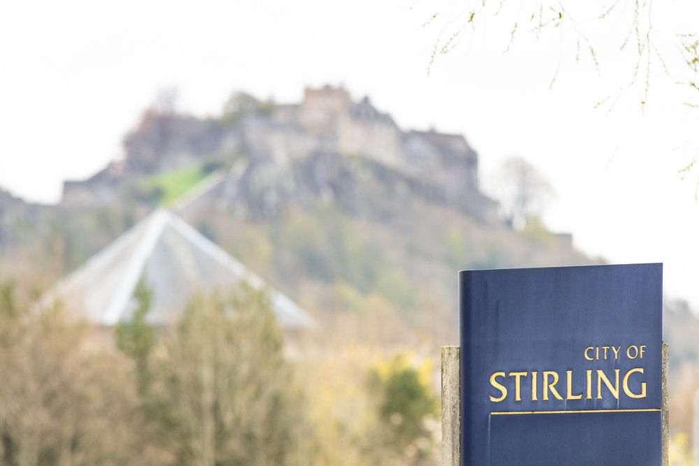Stirling, the Gateway to the Highlands