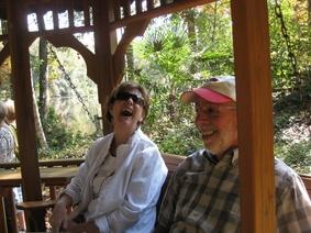 October Adventures and Opportunities - Coach Dooley's garden, Athens