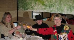 December A&O luncheon