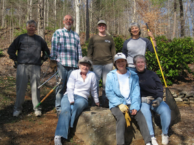 The Garden Trail Gang