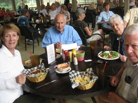 July 7 even more eating at Southern Highlands