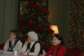Boutique cashiers Holiday Luncheon 2011