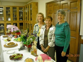 April Hostesses