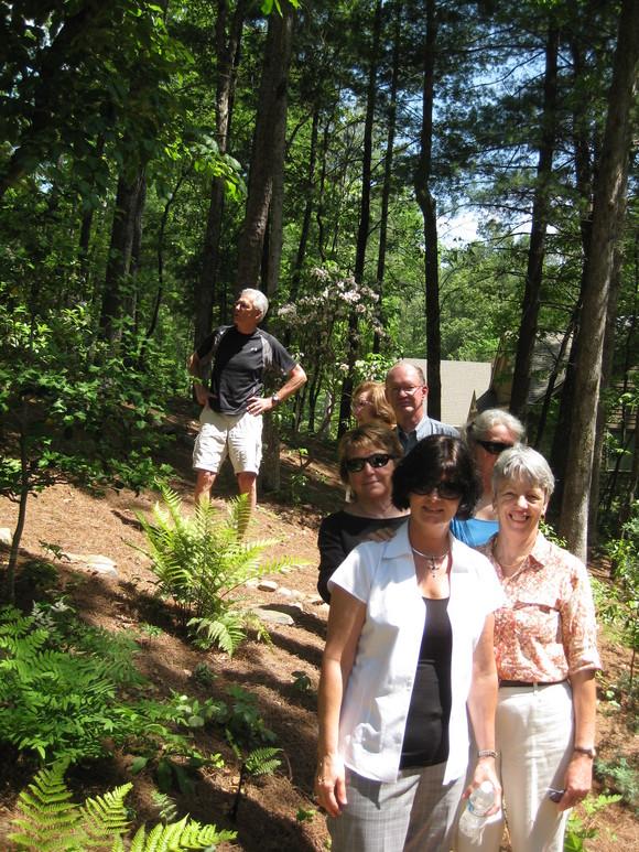 Touring Cindy Bilbo's Garden