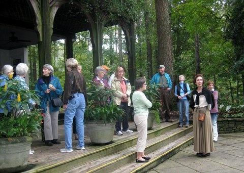 Touring Gibbs Gardens