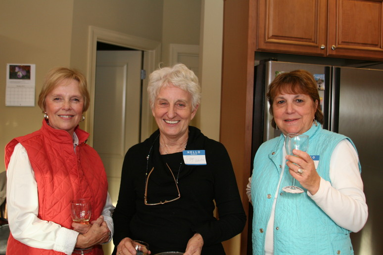 Phyllis, Faye & Virginia