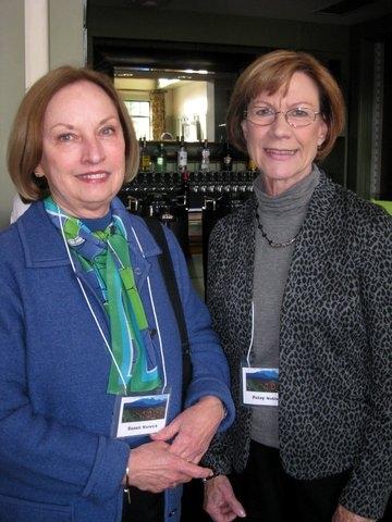Susan W. & Patsy W.