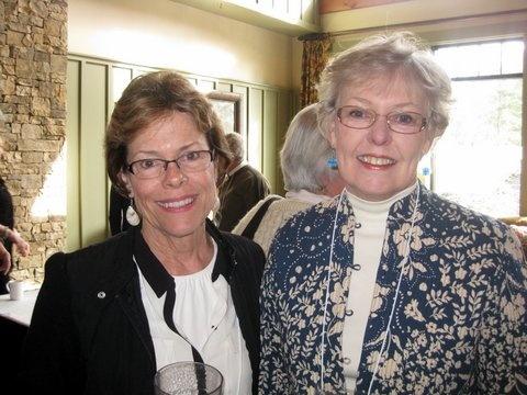 Judy and Karlene
