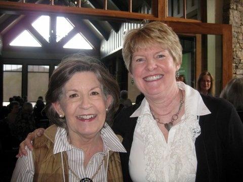 Mary F. & Debbie