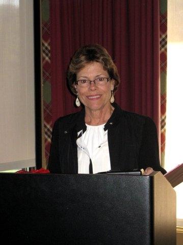 President Judy Kaufman