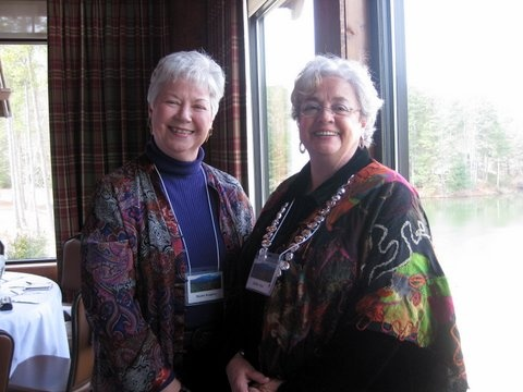 Susie and Jane Clay