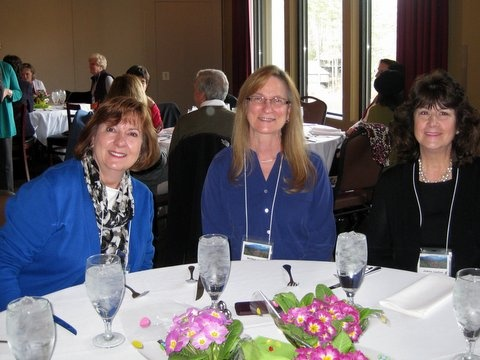 Lonnie with Barbara Knysz & JoAnn Crawford