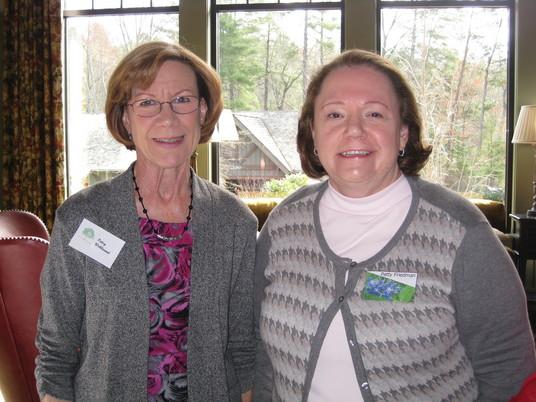 Gardeners at April Meeting