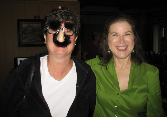 Herbalist Christine & comic relief