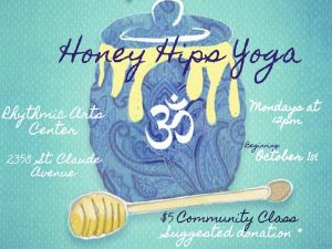 Honey Hips Yoga -