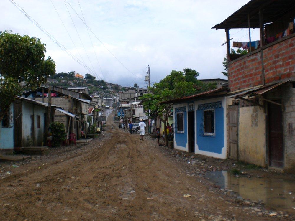 Identificación del proyecto de formación para el trabajo para jóvenes afro ecuatorianos -