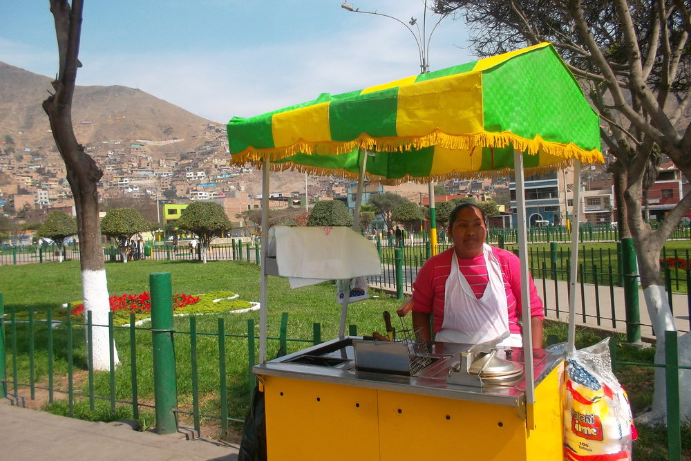Emprendimiento juvenil en El Agustino -
