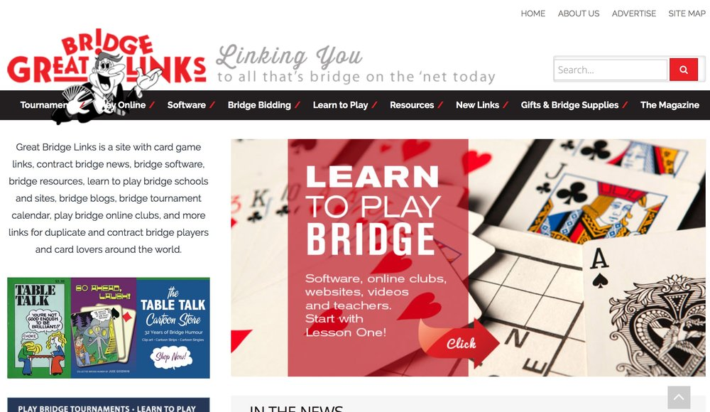 Great Bridge Links Homepage