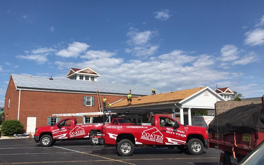 Calvary Baptist Roofing