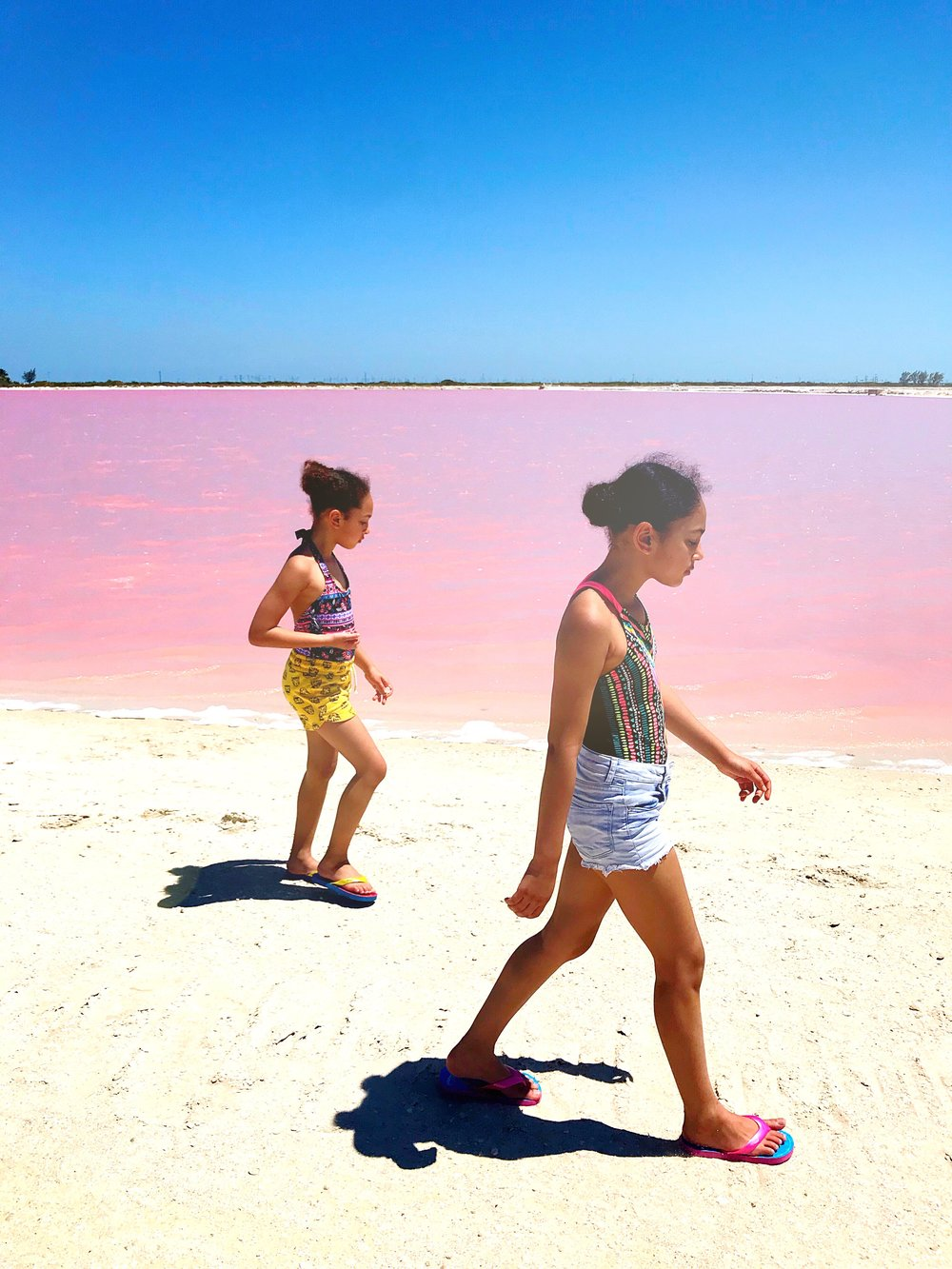 Las Coloradas, Yucatán, México