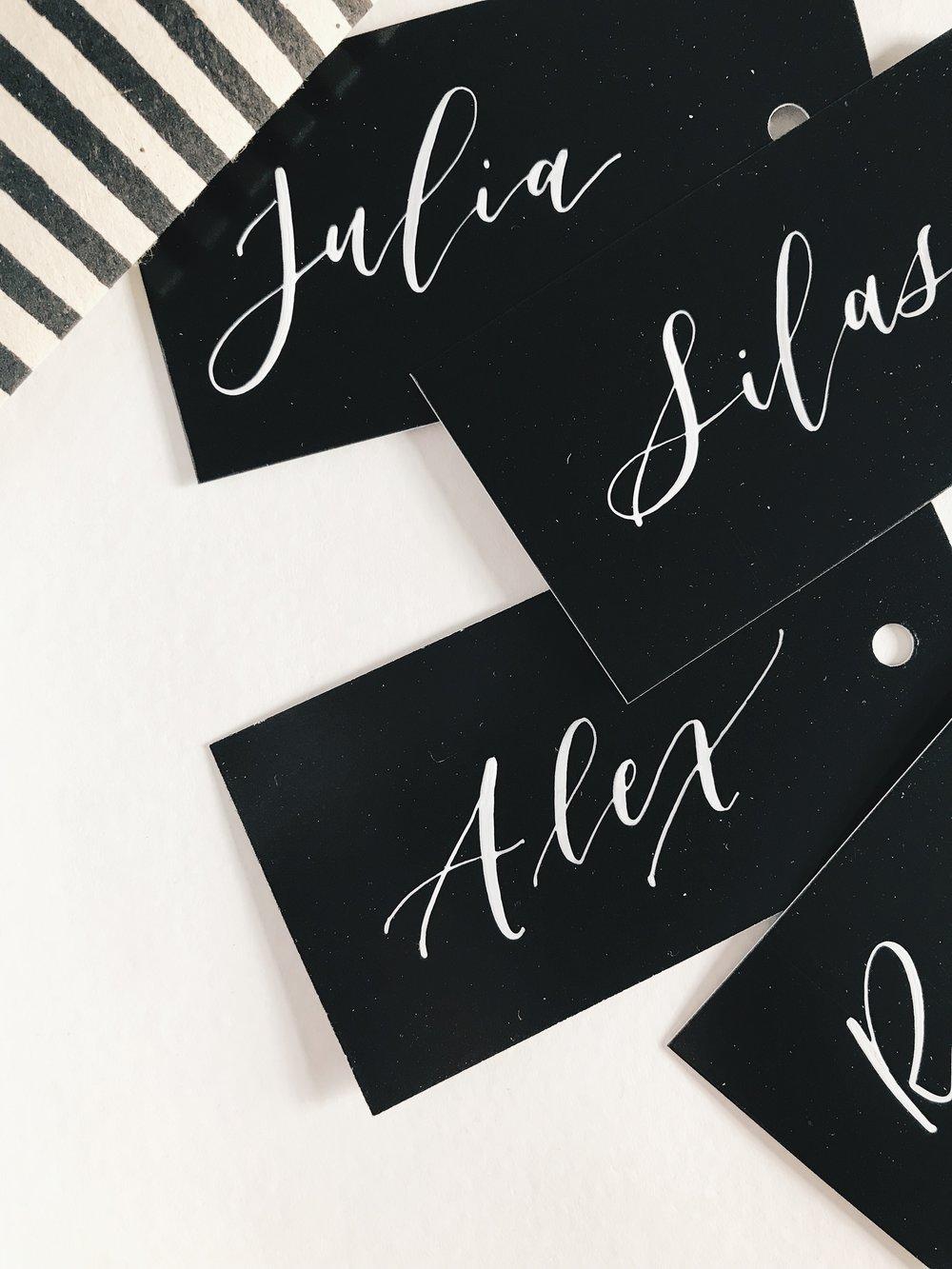 heylux_calligraphy_gifttags_blackandwhite.JPG