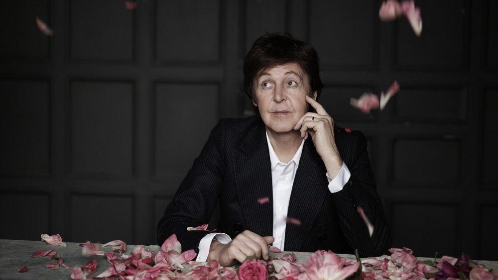 Paul McCartney: Promo Week in LA