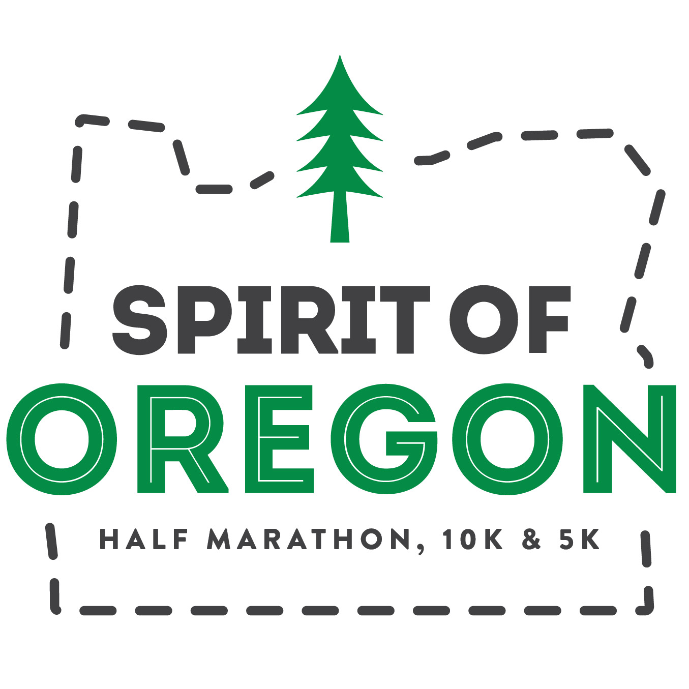 Spirit of Oregon Half Marathon, 10K & 5K