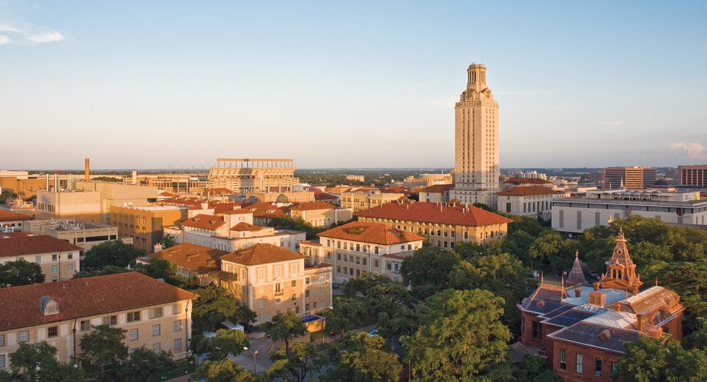 This is Texas - - Flagship university of the UT System- Over 50,000 students from 118 countries- Over 150 undergraduate degree programs