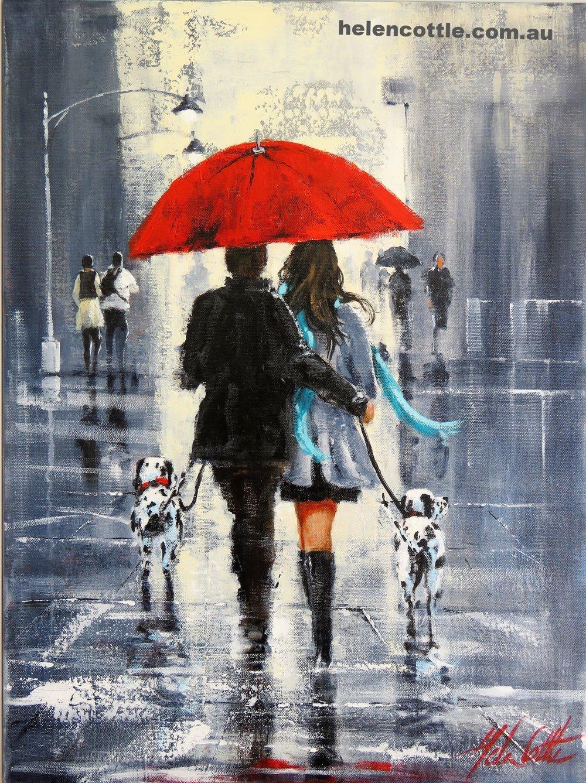 July walk acrulic on canvas 60x40cm By Helen Cottle.JPG
