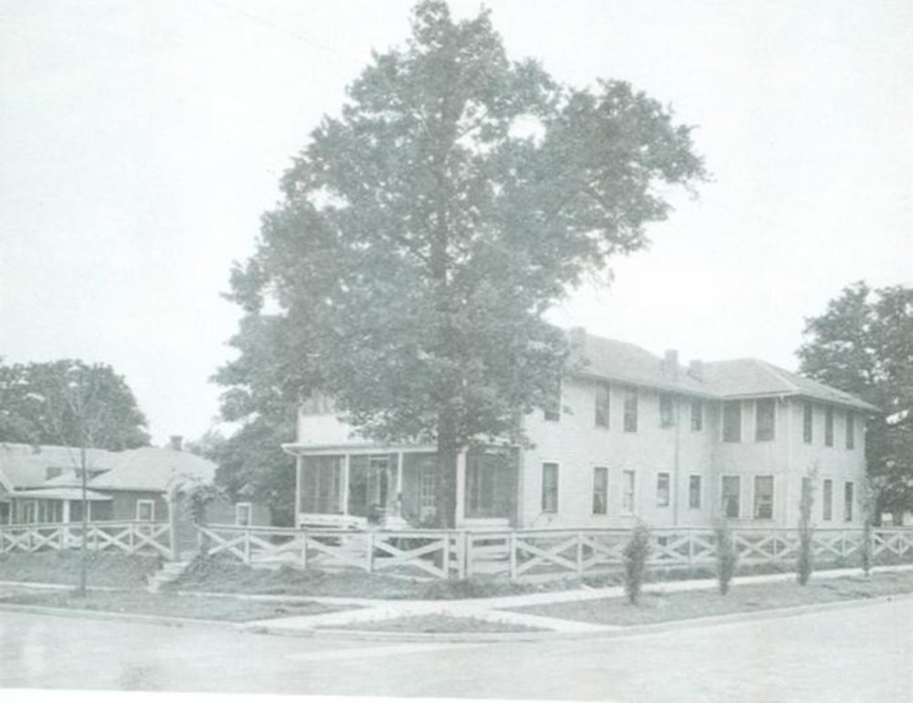 Second Tulsa Boys' Home:  1921-1927
