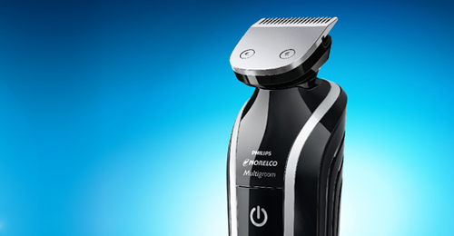 Philips Norelco Grooming - Product Development, Campaign Development and Launch