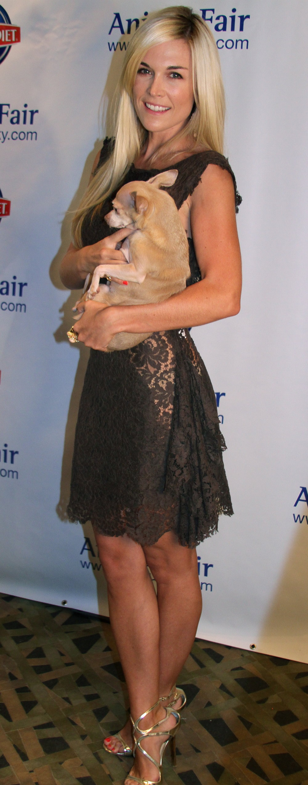 Tinsley Mortimer and Bambi in Olivia Corwin.jpg