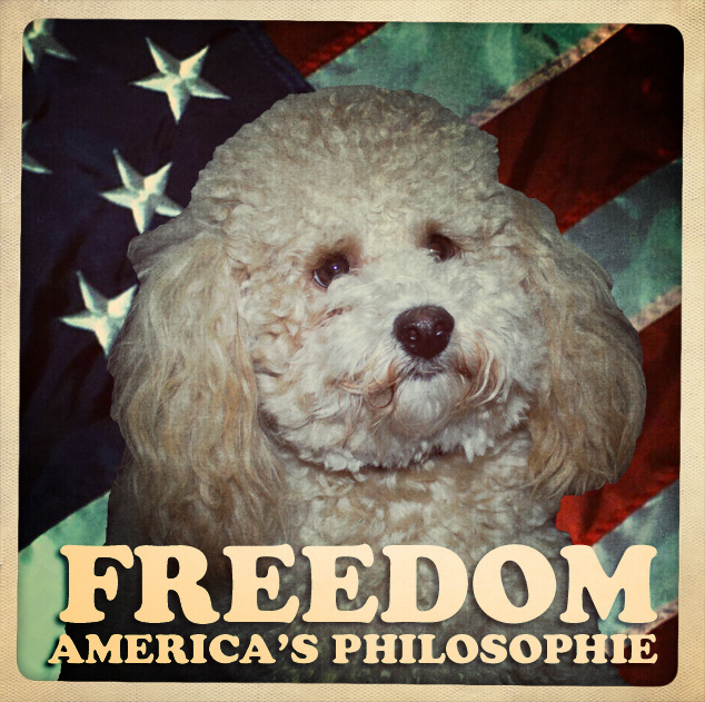 Sophie Dog has officially announced her presidential bid
