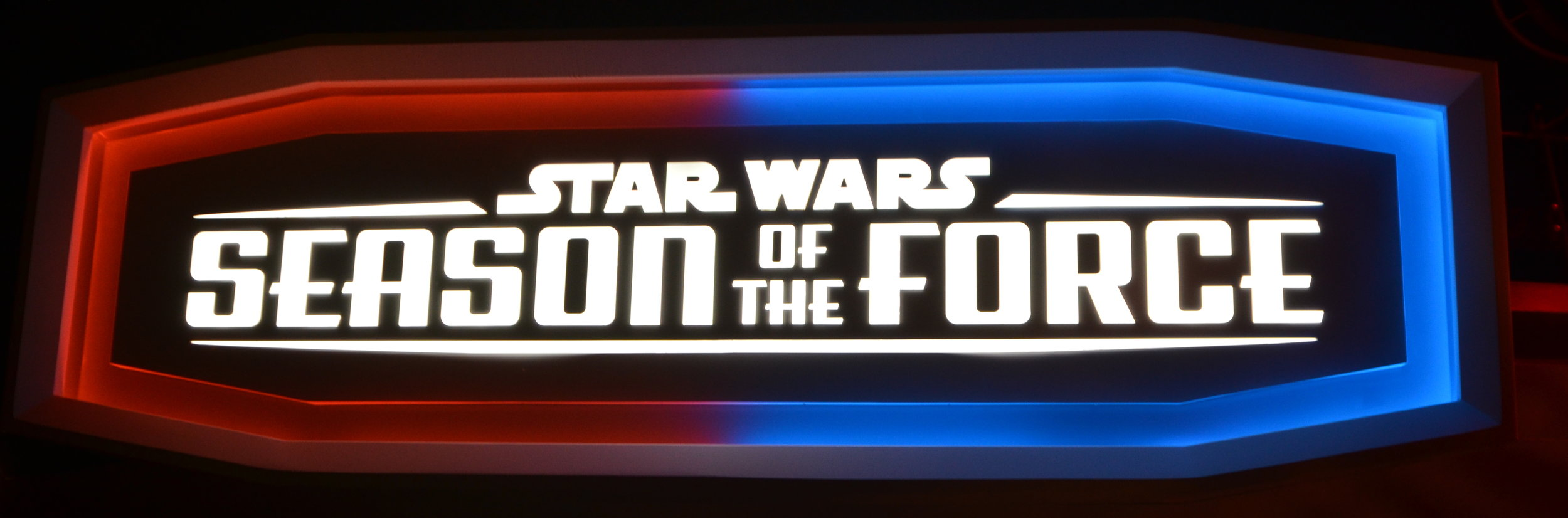 Season of the Force Sign