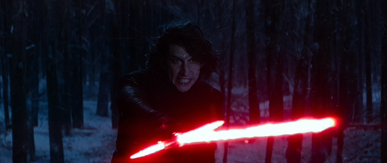Kylo IS EMO!