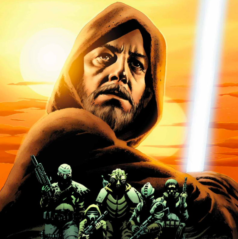 Obi-Wan in Star Wars #7