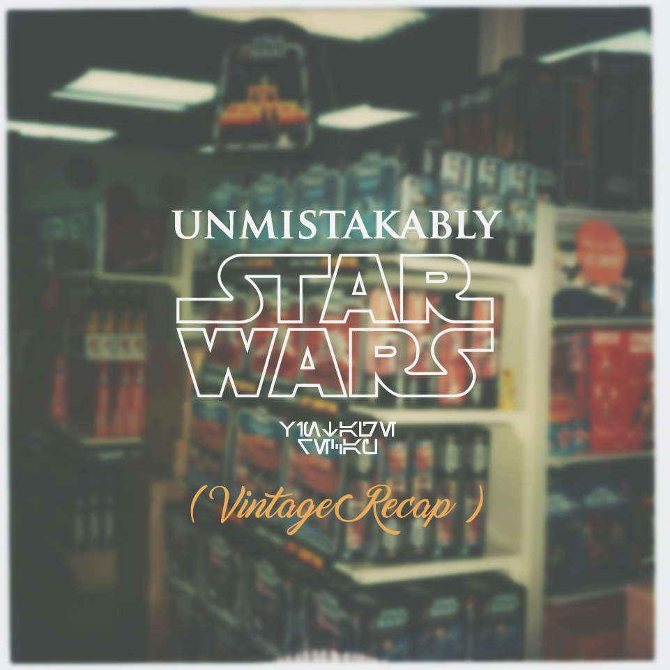 - Vintage Recap is a podcast series discussing Star Wars merchandise and media from the 1970s & 1980s.