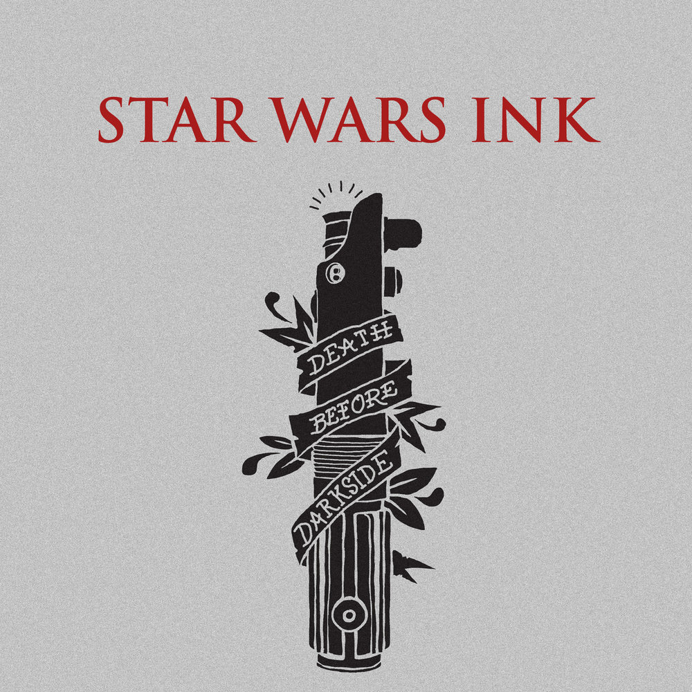 Star Wars Ink – The world of Star Wars themed tattoos & more!