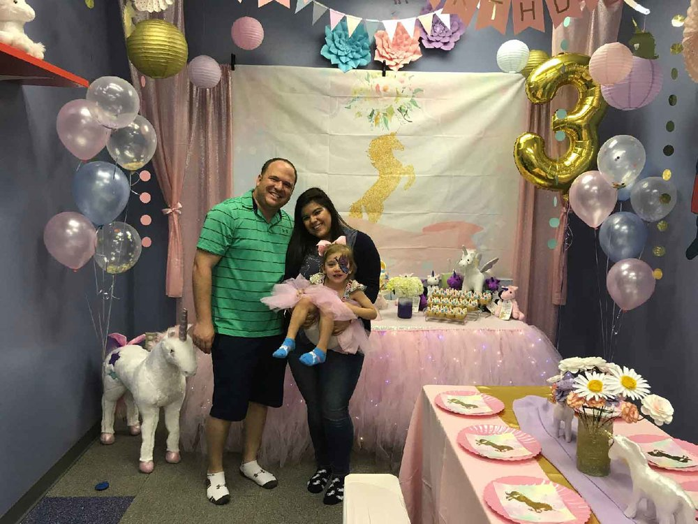 birthday party packages orlando