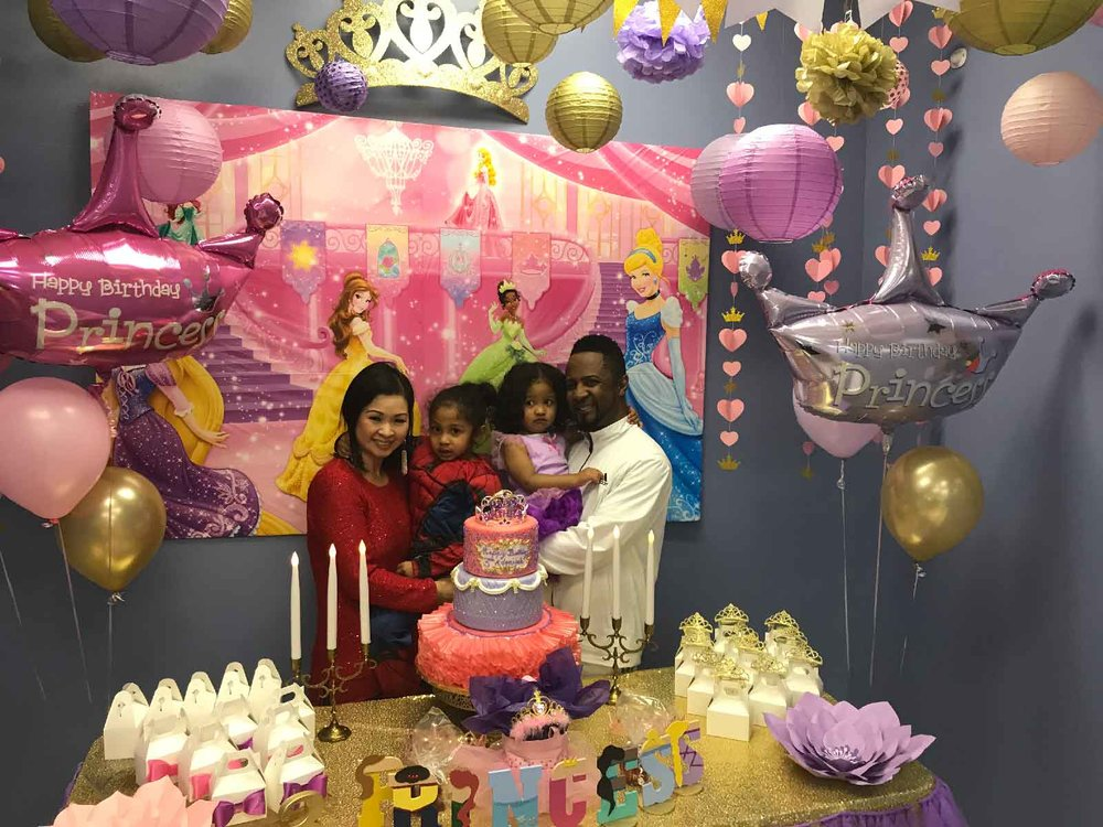 children's birthday party orlando