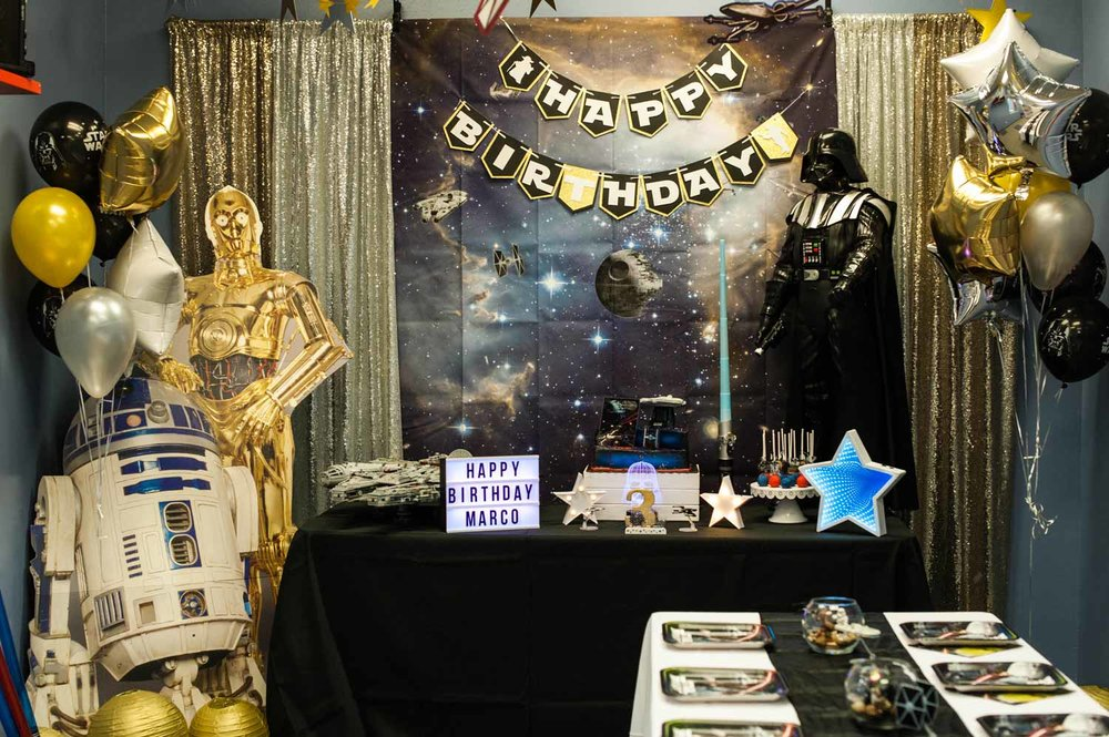 Video Gallery - Walk Through A Themed Party