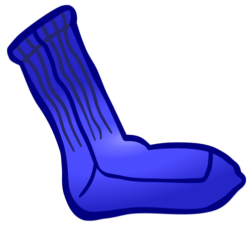 Socks - Required for children and adults