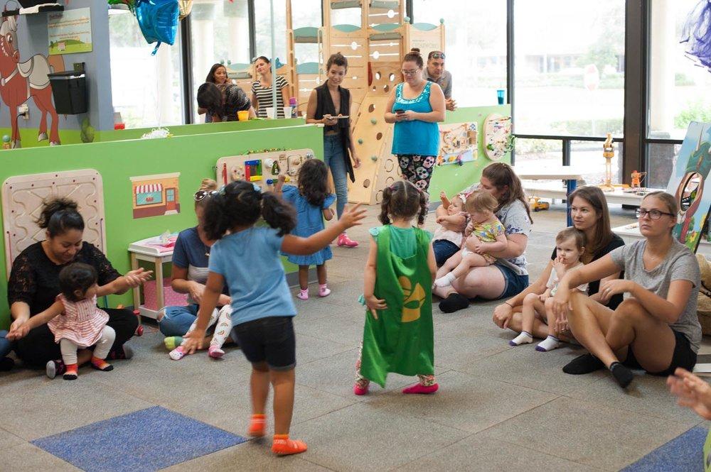 orlando indoor playground for kids
