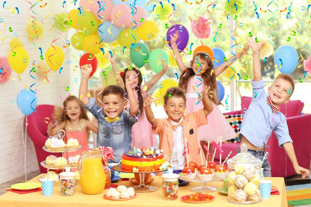 Kids Party and Event Planning in Orlando, FL