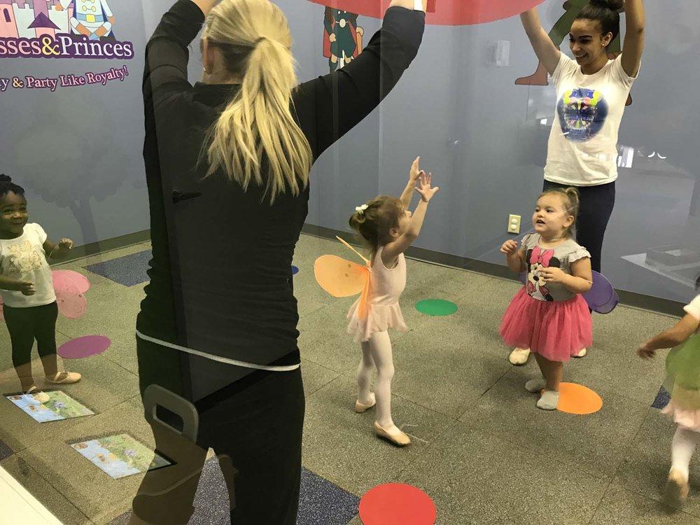 Mini Movers Toddler Dance Class Near Orlando, FL