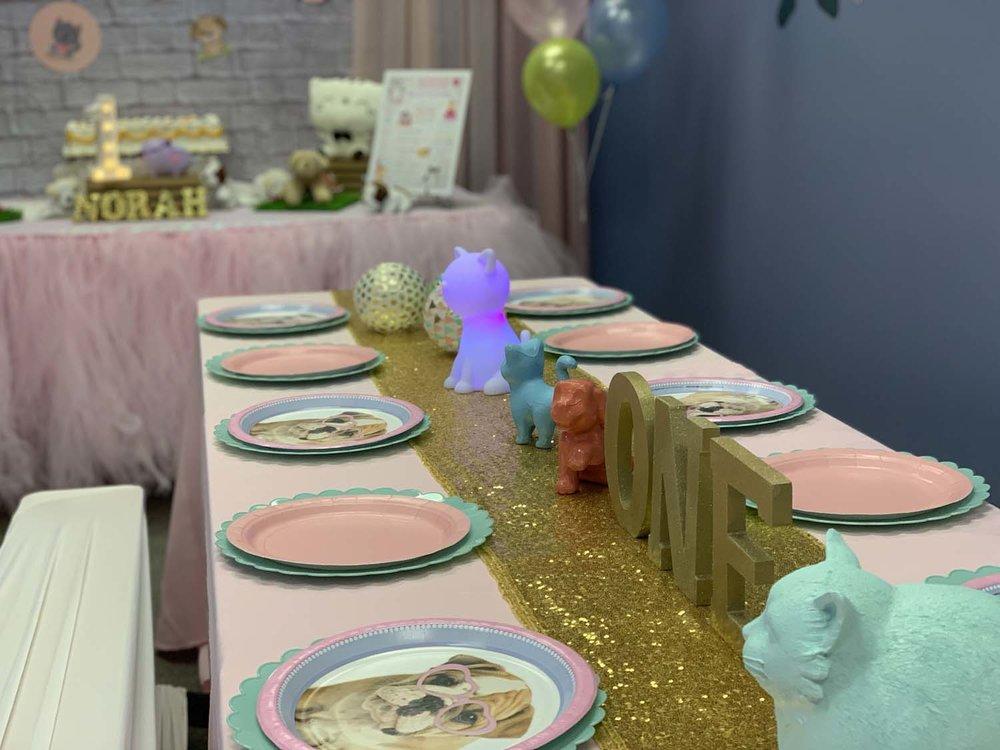 1 year old birthday party orlando