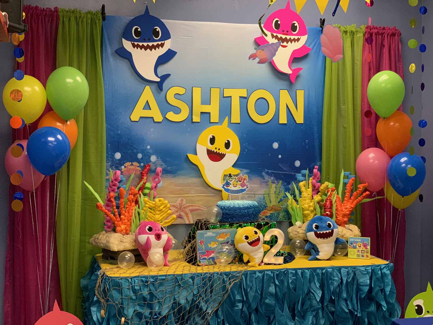 New Kids Birthday Party Themes