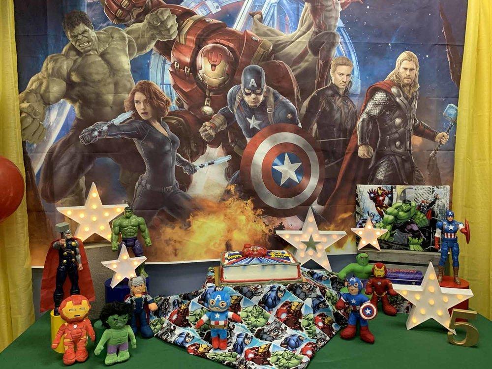 toddler birthday party superheros orlando fl