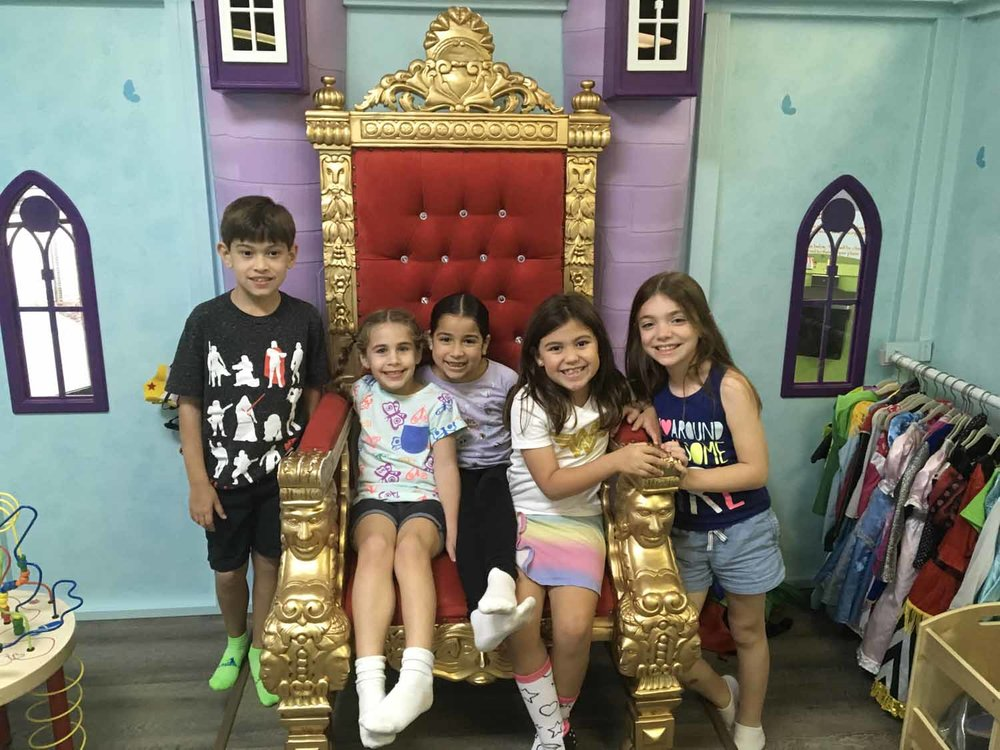 toddler birthday party places orlando